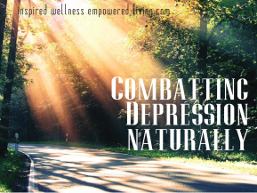 Combatting Depression Naturally